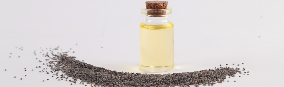 Poppy Seed Oil - All Organic Treasures GmbH